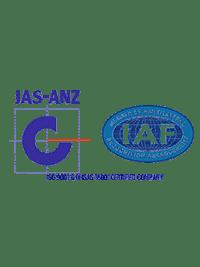jas anz 2 certificate