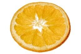 Natural Dried Orange