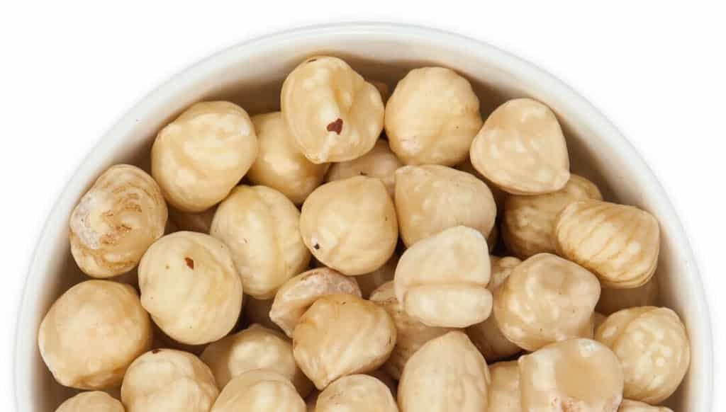 Best nuts for Keto diet Hazelnuts