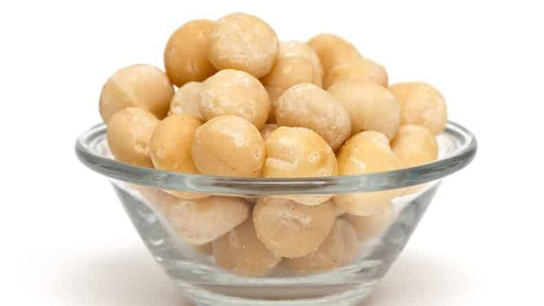Best nuts for Keto diet Macadamia Nuts