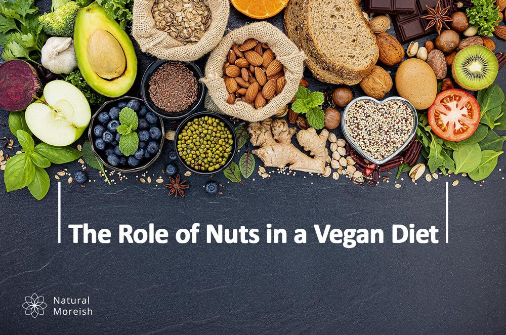Nuts in a Vegan Diet