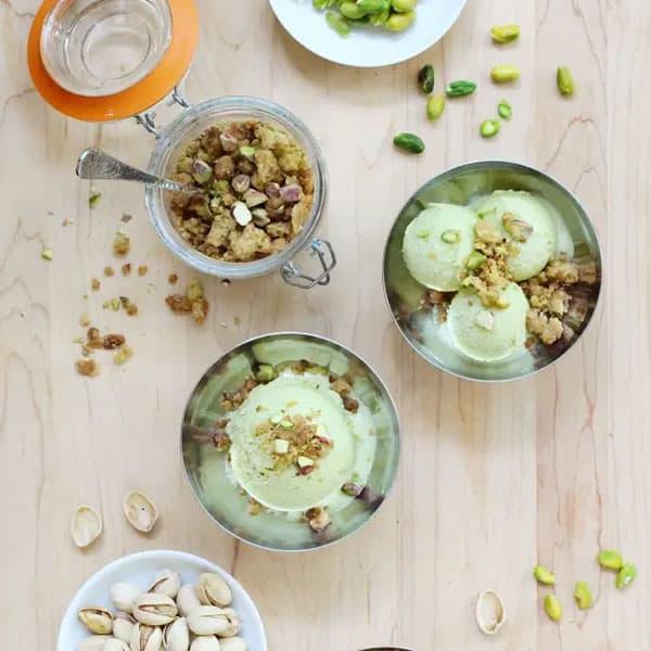Pistachio Paste gelato