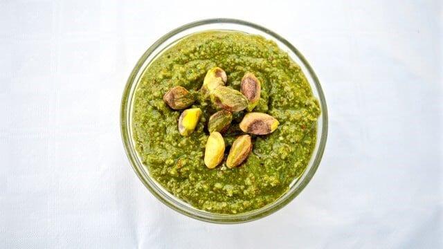 The advantages of using pistachio paste