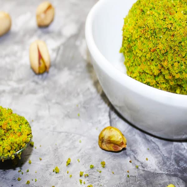 What is pistachio paste and where can I use it?