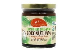Organic Coconut Jam-Natural Moreish