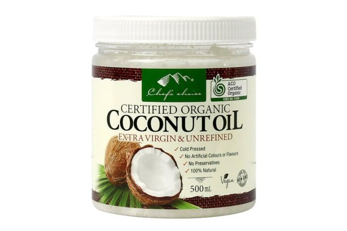 Organic Unpurified Coconut Oil Extra Virgin-Natural Moreish