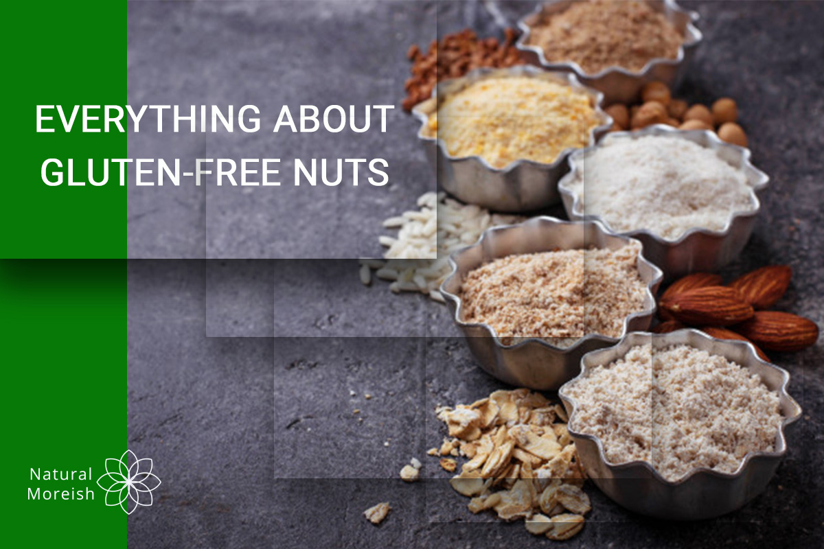 Everything about gluten-free nuts