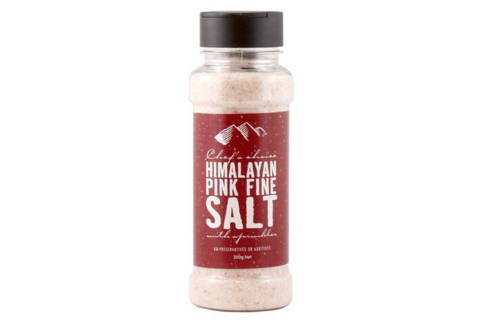 Pink Fine Salt Sprinkler-Natural Moreish
