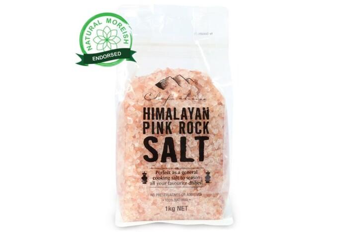 Himalayan Pink Rock Salt-Natural Moreish