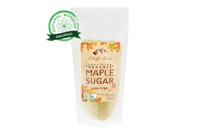 Organic Maple Sugar-Natural Moreish