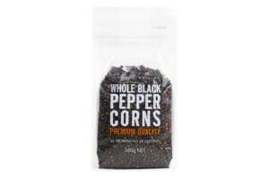 Whole Black Peppercorns-Natural Moreish