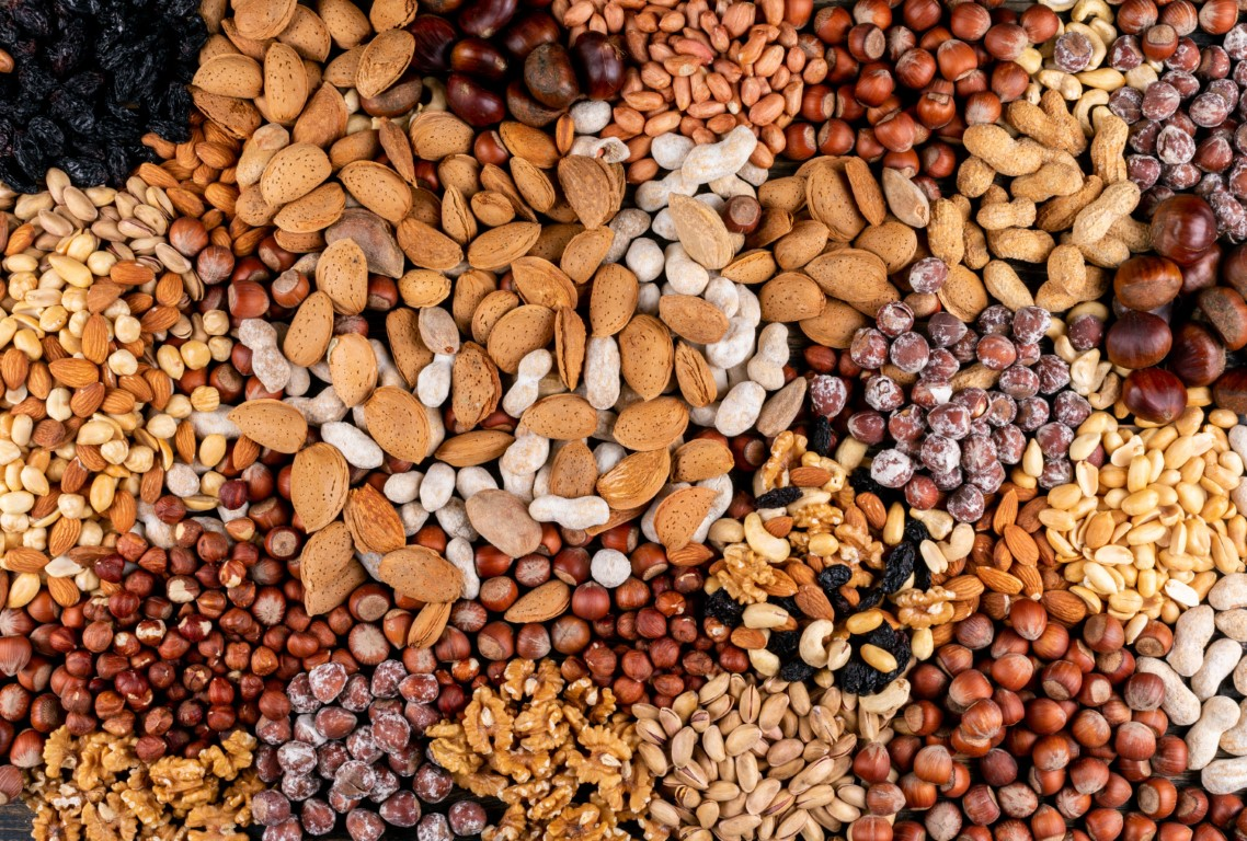 How many nuts can I eat in a day