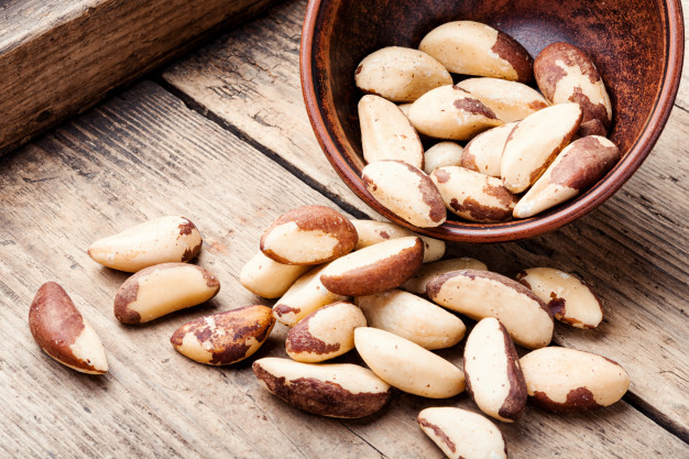 eating Brazil Nuts