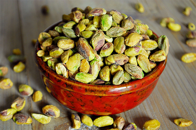 pistachios lose weight