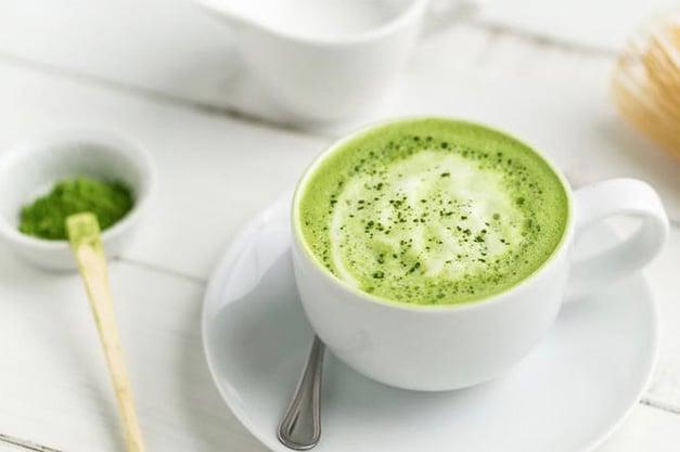 Preparing Matcha tea is so easy.