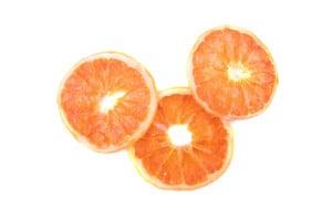 Dried Grapefruit Slices