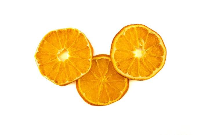 Dried Tangerine Slices