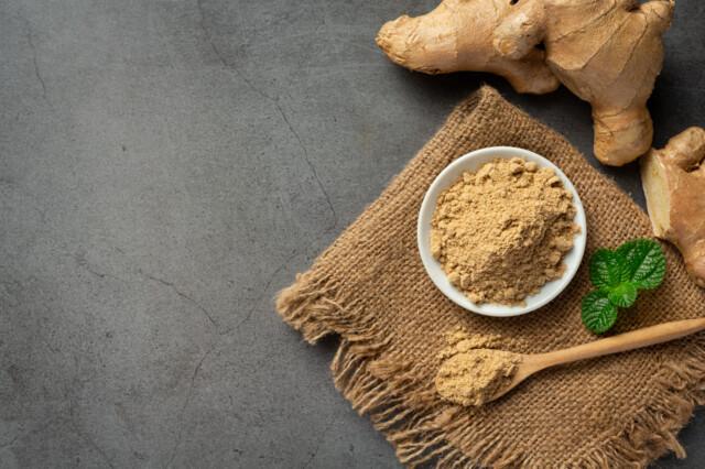 Ginger root & Powder