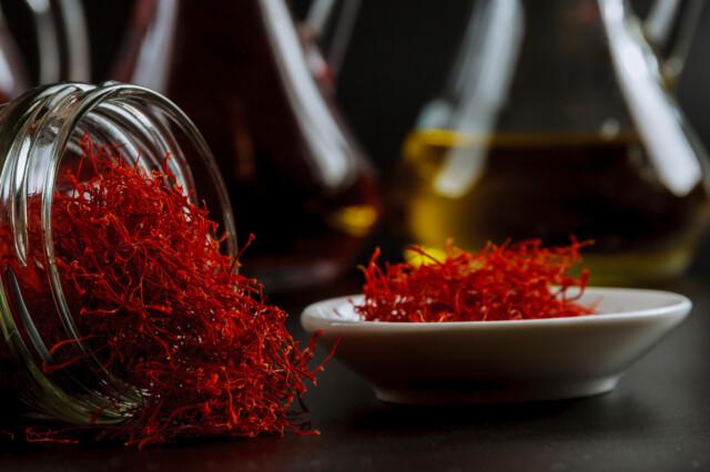 saffron, the world's most valuable spice